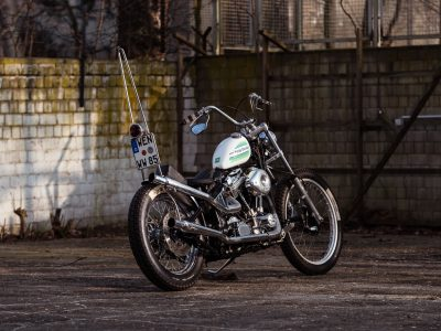 Harley Davidson Softail Special