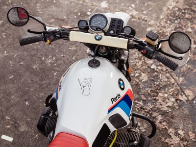 BMW R80G/S Paris-Dakar