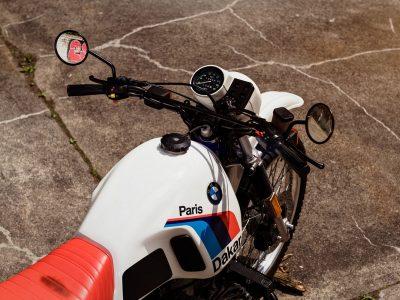 BMW R80G/S Siebenrock