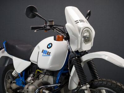 BMW R80GS Basic Kalahari