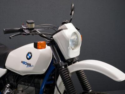 BMW R80GS Basic